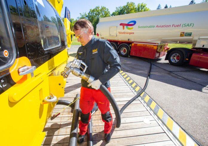 image 1 41 696x487 - Neuer Meilenstein in der internationalen Luftfahrt: Erster Rettungshubschrauber fliegt mit Bio-Kerosin