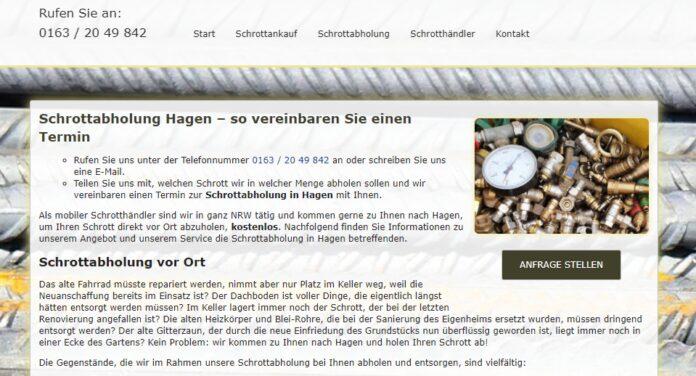 image 1 7 696x376 - Wir gestalten die Schrottabholung Hagen für unsere Kunden immer so unkompliziert wie möglich