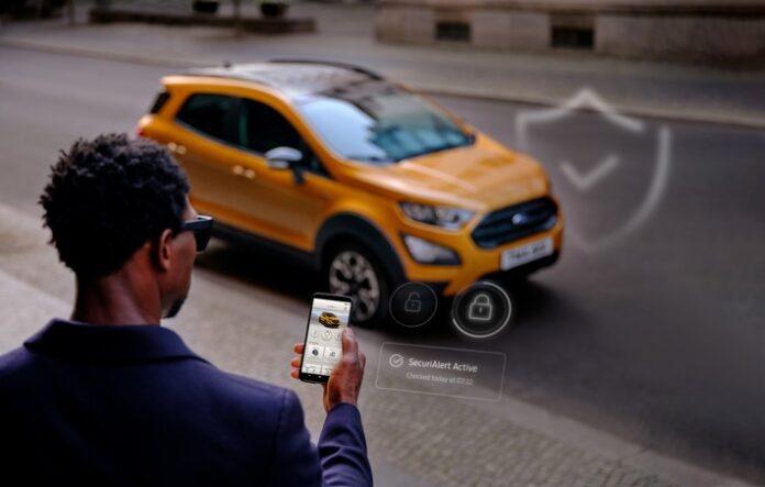 image 1 71 696x443 - Neues Ford-Sicherheitssystem SecuriAltert informiert Pkw-Fahrzeughalter im Falle eines Einbruchs per Smartphone