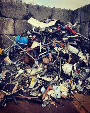 In Stadt Oberhausen: Schrottentsorgung ist unser Fachgebiet
