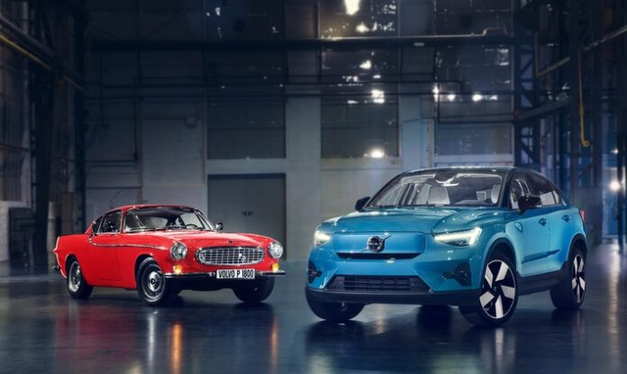image 1 8 696x415 - Volvo C40 Recharge: Mit Gestaltungselementen einer Design-Ikone auf dem Weg in die Zukunft