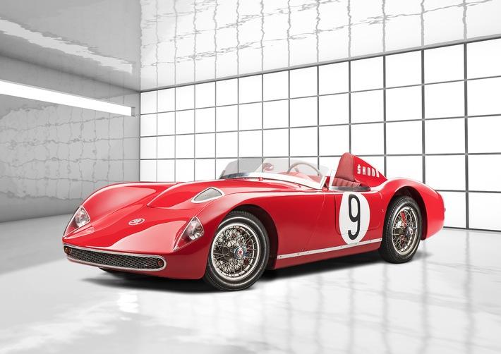 ŠKODA 1100 OHC (1957): der schöne Traum von Le Mans