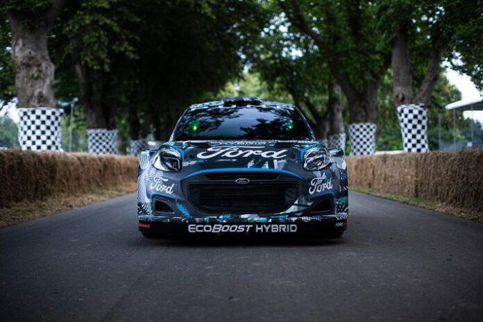 image 1 55 696x464 - Ford und M-Sport stellen den neuen Herausforderer für die Rallye-WM vor: Den Puma Rally1 mit Hybrid-Technologie