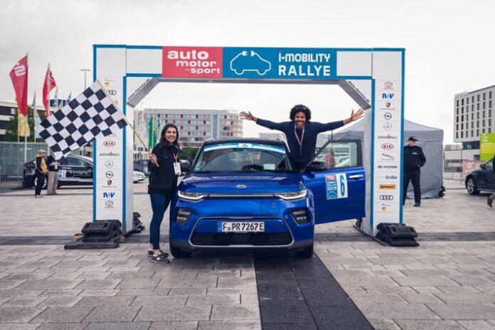 image 1 59 696x464 - Unter Strom: 5. i-MOBILITY-Rallye für Autos mit alternativen Antrieben startet morgen mit einem Rekordstarterfeld