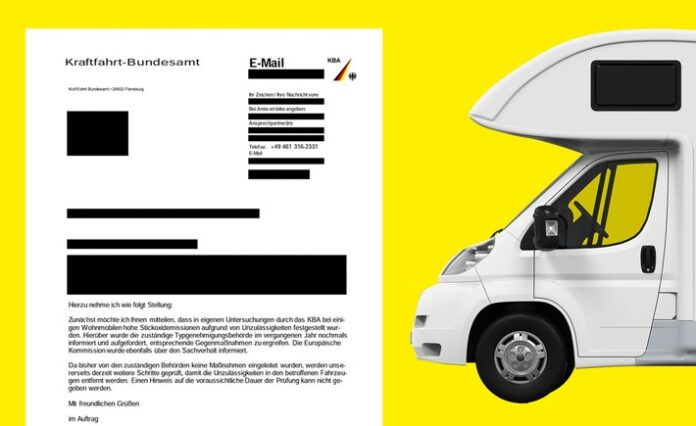 image 1 60 696x426 - KBA rügt Behörden für mangelnde Aufklärung im Dieselskandal bei Wohnmobilen / Fiat-Dieselskandal nimmt wieder Fahrt auf
