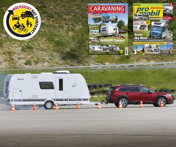 image 1 84 696x583 - Große Verkehrssicherheitskampagne der Motor Presse Stuttgart: Rücksicht hat Vorfahrt auch auf der Urlaubsreise