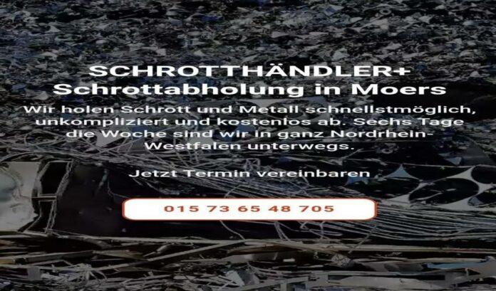 image 1 121 696x409 - kostenlos Schrottabholung Moers schnell und unkompliziert