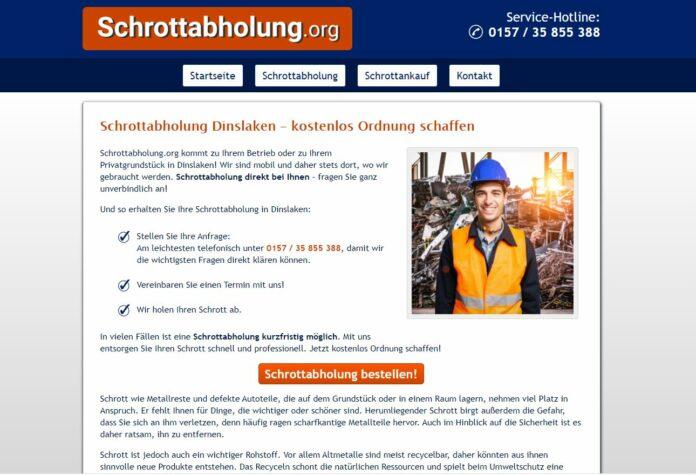 image 1 194 696x475 - Schrotthändler in Dinslaken: Schrott und Metall loswerden