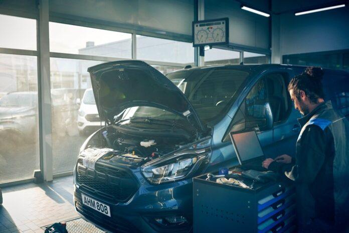image 1 249 696x464 - Daten zeigen Vorteile von FORDLiive: Schon jetzt weniger Ausfallzeiten bei Kundenfahrzeugen dank neuem Service