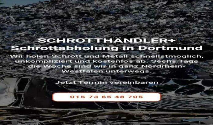 image 1 9 696x409 - Schrottabholung in Dortmund und Umgebung wir holen schrott kostenlos ab Direkt vor Ort